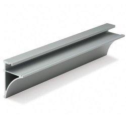 Glass Shelf Profile for 6 mm Glass , L=0,9m, 2 m