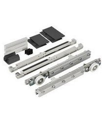 SLIDING AND DOUBLE-SIDED GLASS DOOR KIT
