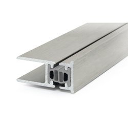Sealed aluminium Profiles with magnetic strips