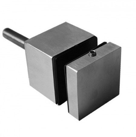 40 mm Square Balustrade  Point Fixing , Wall distance 10 mm,  20 mm, 40 mm