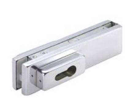 Corner Lock without  Cylinder / Satin, Polish