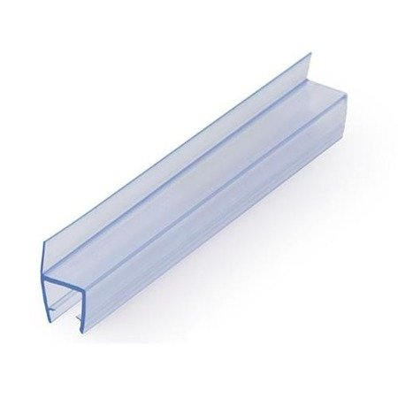 Glass Shower  Seal  (Wall-to-Glass )