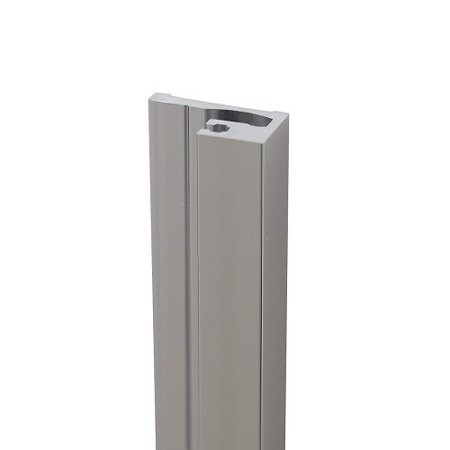 Wall Profile for Shower Glass Door Magnetic and Standard  Seals